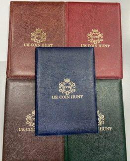 Gold Logo Pocket Albums