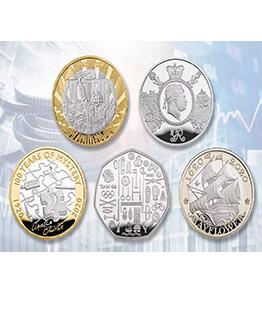 2020 Coins